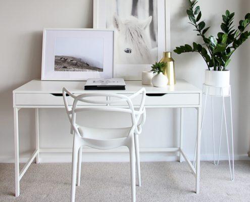Lane Cove property styling, Office Desk
